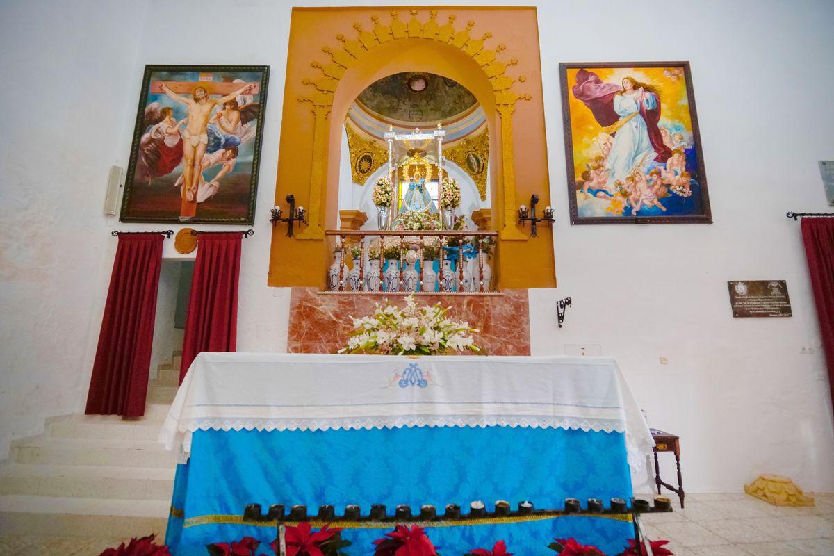 Virgen de la Fuensanta Chapel