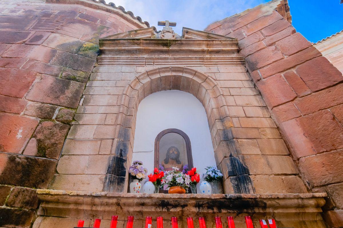 Postigo or Limpias Christ Altar